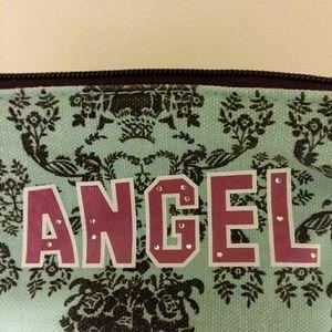 Victoria Secret Cosmetic  bag with zipper.